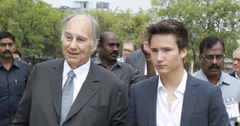 The Secret Life of the AgaKhan